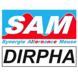 miap partenaires sam dirpha meuse logo miap